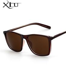 Kwadratowe okulary przeciwsłoneczne