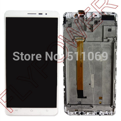 For VIVO xplay3S LCD Screen Display with Touch Screen Digitizer Assembly+frame by free shipping;HQ; white;100% warranty;100% New vibe x2 lcd display touch screen panel with frame digitizer accessories for lenovo vibe x2 smartphone white free shipping track