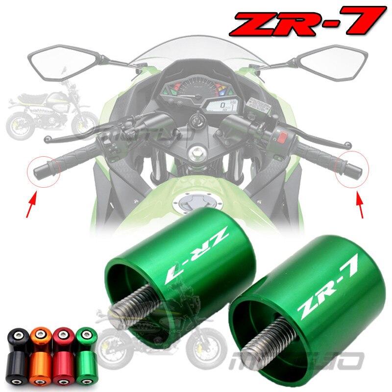 R /& G Racing manillar protectores set Kawasaki zx-10 R 2011-bar end slider Kit