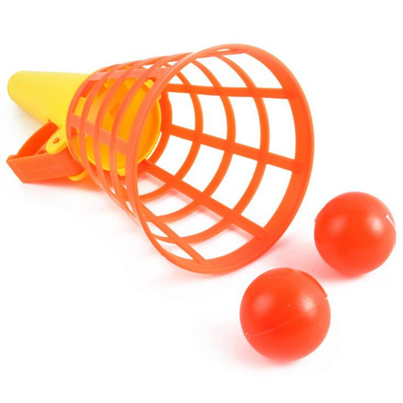 Launch and Catch Ball Game Childhood Outdoor Sports Puzzle Classical Toys Party Favors Gift Christmas New Year