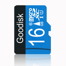High speed 32 gb Micro SD CARDS memory cards TF Cards microsd mini sd card 4GB/8GB class10 16GB/32GB/64GB flash(China)