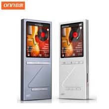D'origine ONN X5 8 GB Full Metal Professionnel Sans Perte HIFI Lecteur de Musique MP3 Lecteur TFT Écran Soutien APE/FLAC/ALAC/WAV/WMA/MP3