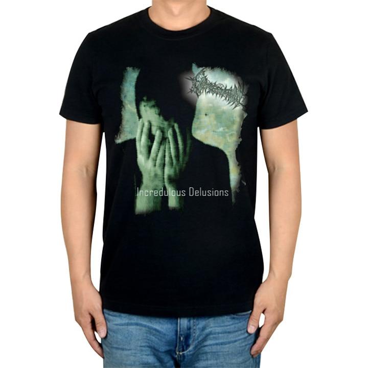 2 дизайна Harajuku рука в руку потребление рок брендовая футболка хлопок панк фитнес тяжелый рок тяжелый thrash Металл черные рубашки - Цвет: 1