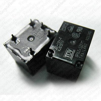 1PC NEW Panasonic Relay JS1-12V-F AJS1311F 10A 12VDC