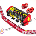 "Pro Taper Bar Fat 1-1 / 8 "" Metal Mulisha paquete Dirt Bike motocross Fat Bar MX aluminio Racing manillar 810 mm CRF rojo"