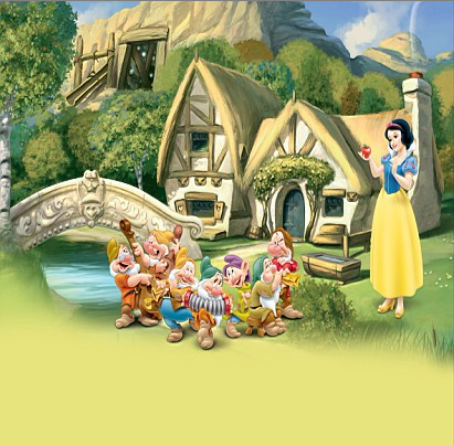 Best Of Snow White Paint