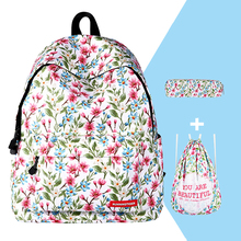 Women Backpack 3pcs Sets (12 colors)