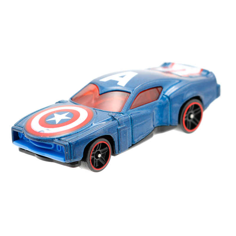 831bbe29 ... 4pcs/set Alloy Diecast Iron Man Hulk Spiderman Captain America  Collection Avengers Cars Toy For ...