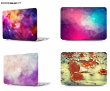 Marble Laptop Protective Hard Sleeve Shell Case Keyboard Cover Skin Set For 11 12 13 15 Macbook Pro Retina Touch Bar Air A1466