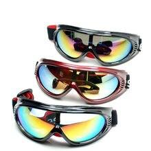 16746f946f Los niños gafas de esquí deportes de nieve gafas de protección para niños  de 4 a 12 años, chico chica snowboard motocross gafas .