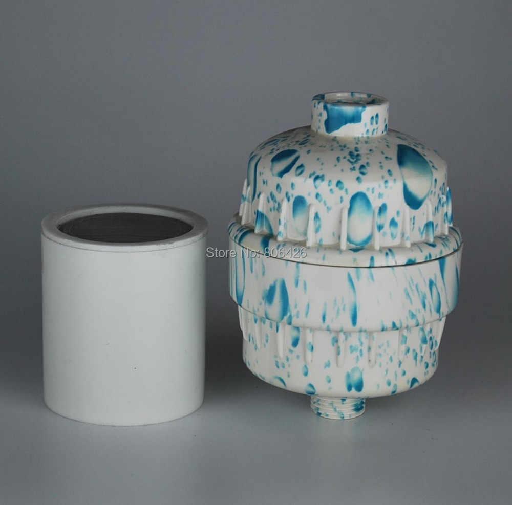 Фильтр для ванны для ухода за кожей/фильтр для душа для ванны/фильтр для душа для смягчения жесткой воды эффективно удаляет химические вещества/тяжелые металлы
