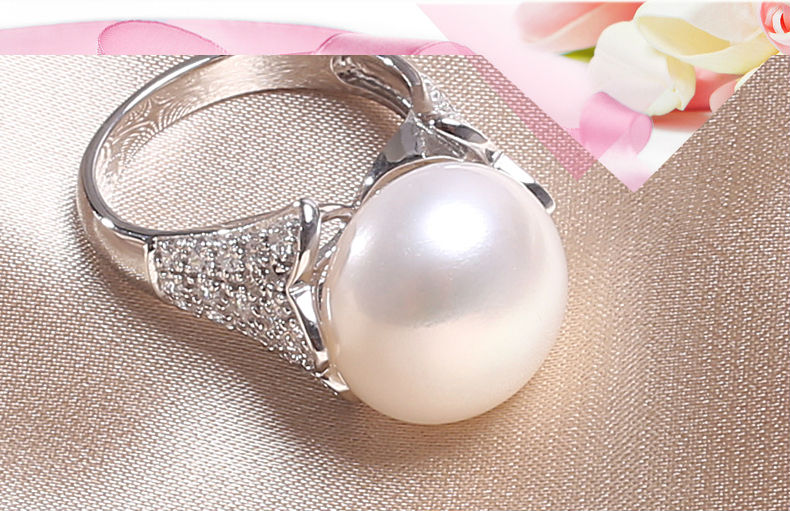 freshwater pearl ring jewelry 55