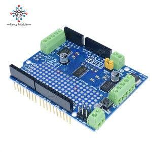 Модуль шагового двигателя Mosfet IIC I2C TB6612, PCA9685, модуль серводвигателя для Arduino Robot PWM Uno Leonardo, замена L293D