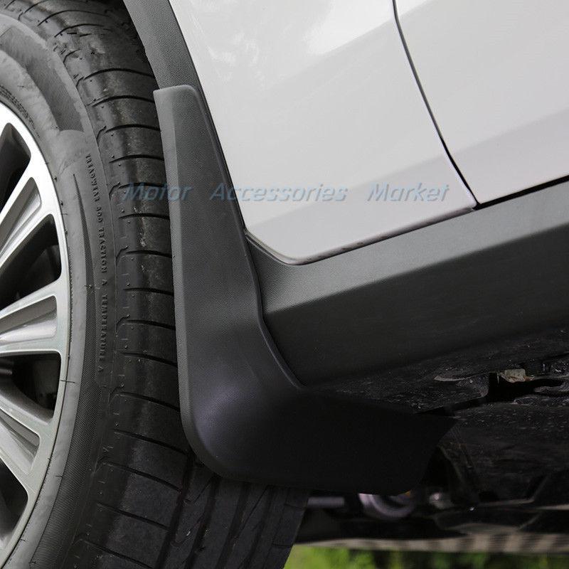 New 4pcs Splash Guards Mud Flaps Fit For Mercedes Benz GLC Class X253 2017 2018