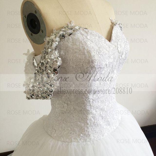 Crystal Design 2016 Wedding Dresses Inspirasi