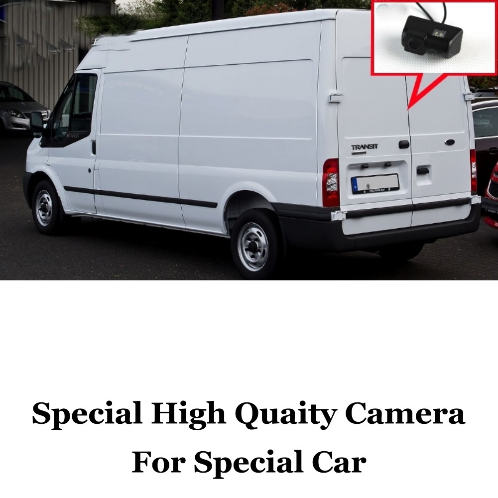 Car Camera For Ford Transit MK6 MK7 2000~2013 High Quality Rear View Back Up Camera For Friends to Use  CCD with RCA Car