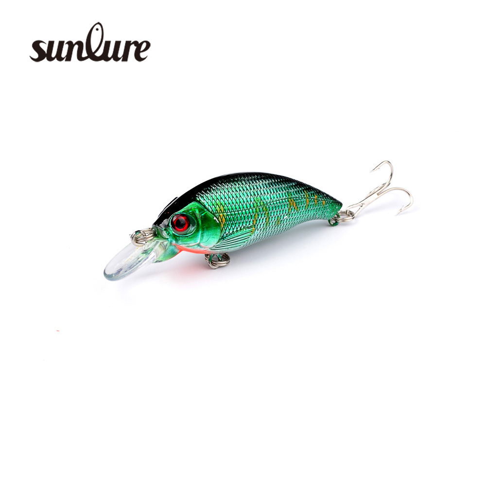 Lifelike Wobblers Floating Fishing Lure 7