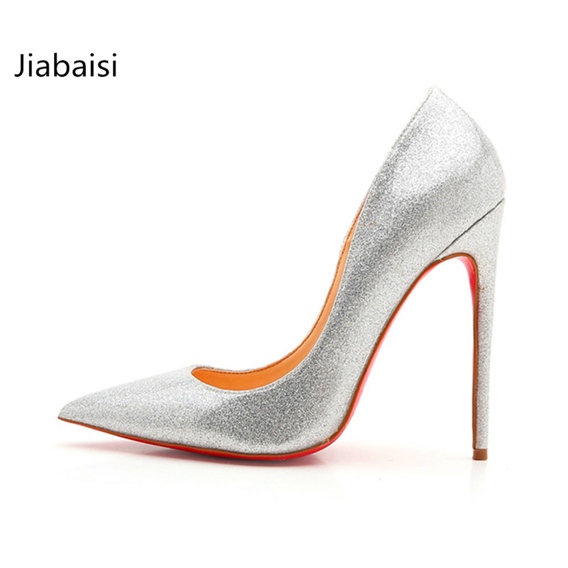 5 Inch Silver Heels Promotion-Shop for Promotional 5 Inch Silver ...