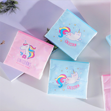 XHLRYLB 60 Pumping 3 Layers Thick Printed Tissue Paper New Unicorn Soft Pack Wedding Dress Party Supplies baby shower.7z