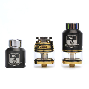 Coil Father King RDTA Style Tank 1