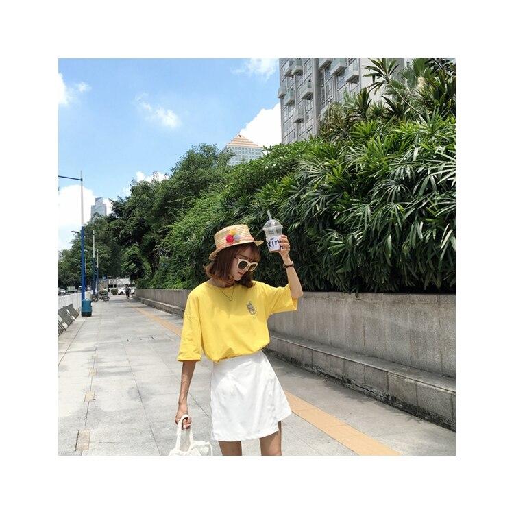HTB1mTgJKFXXXXbXXFXXq6xXFXXX4 - Summer New Cute Banana Milk Embroidered T-shirts PTC 192