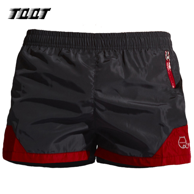 TQQT mens board shorts patchwork beach shorts low elastic waist quick dry swimwear plus size print trunks 3 colors 5P0463