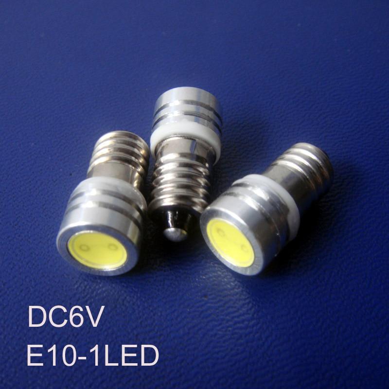 26Off 1w Free Bulbsamp; LightsInstrument Quality Us16 6 3v Lights 20pcslot E10 28 From Led high Shipping Bulbs 6v Tubes In 80OPnwXk