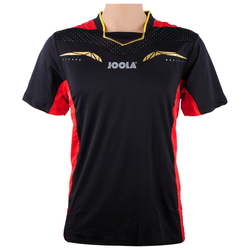 2019 JOOLA Table tennis clothes for men and women clothing T-shirt short sleeved shirt ping pong Jersey Sport Jerseys title=