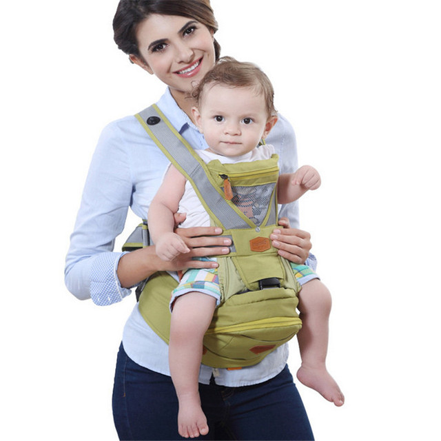 2-36Months High Quality Soft Cotton Breathable Cap Carrier Single Hip Seat Carrier Infant Comfortable Wrap christmas gift