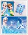 Children sandals Elsa Anna slipper girl summer shoes cartoon kids cute slippers baby Home minions beach flip flops