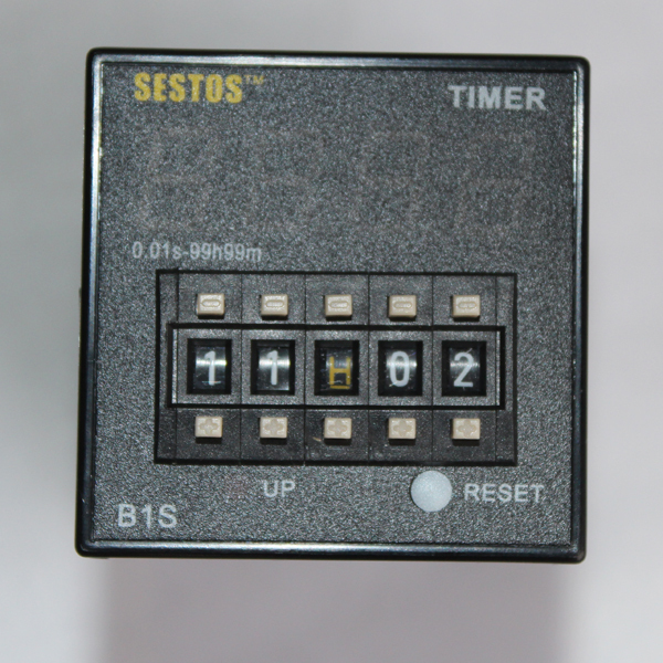 Sestos Coded Switch Digital Timer 12-24V with Omron Relay Output B1S [zob] 100% new original omron omron proximity switch e2e x10d1 n 2m