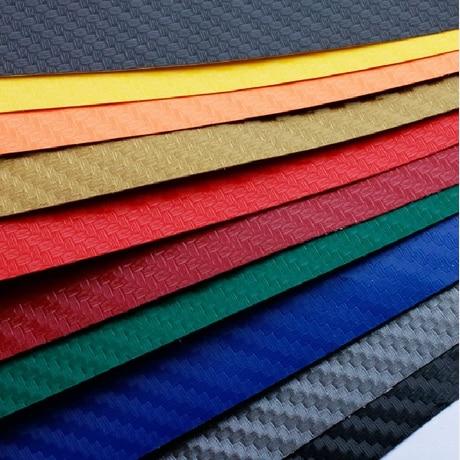 Free shipping New 100CM*127CM Car 3D Ultrathin carbon fiber sticker carbon fiber paper car stickers accessories #D006