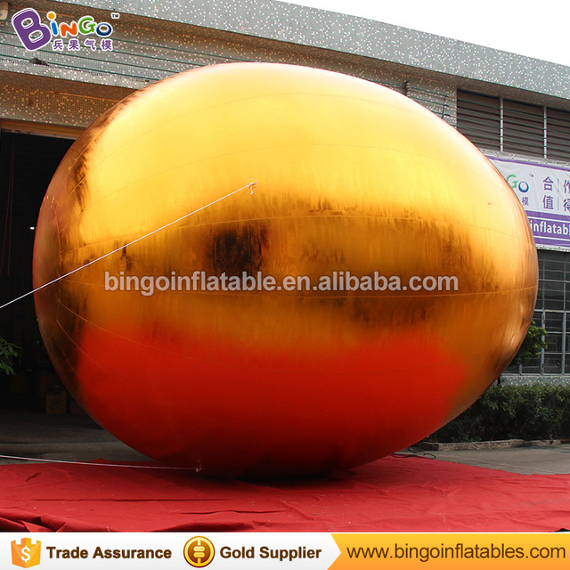 Free Shipping 6m Huge Inflatable Golden Egg Decoration, Big Inflatable Egg  Replica Inflatable Toy