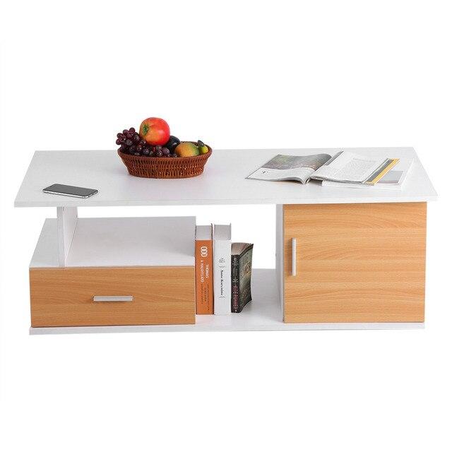Wooden Desktop Monitor Riser TV Stand Holder Over Keyboard Desk ...