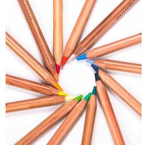 Image 5 - Renoir 48/72/100/120 수채화 물감 및 오일 컬러 연필 예술가 예술 공급 컬러 펜 핸드 페인팅 및 색칠 전문가