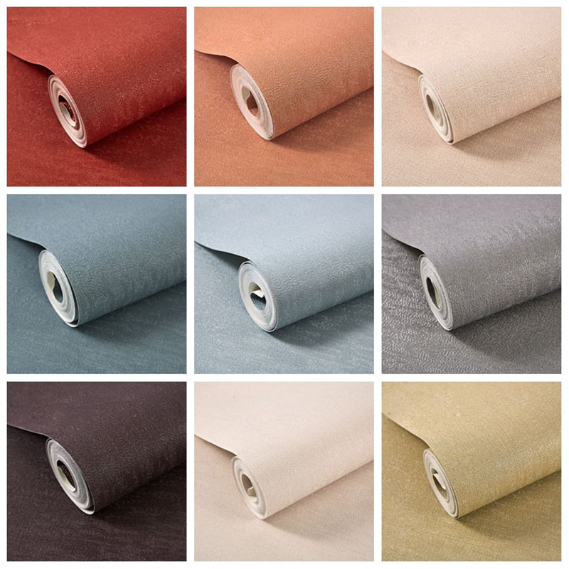 3D Modern Wallpapers Home Decor Solid Color Snake Leather Wallpaper Decorative Bedroom Wallpaper Waterproof PVC Wall Paper Roll in Wallpapers from Home Improvement