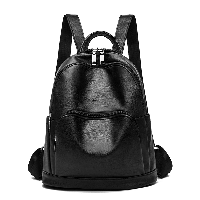Aoeo Korean Backpack For Girls School Bags Student Waterproof Quality Ladies Classic Design Durable Womens Backpack Bag Female