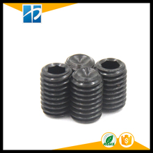 (20 pc/lot) M5,M6,M8 *L=5,6,8,10~50 alloy steel Grade 12.9 DIN916 high tensile cup point set grub screw