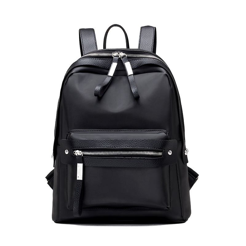 New Arrival Oxford Small Backpack for Women School Backpacks Plaid Mini Casual Daypack Feminine Mochila Camouflage Bag