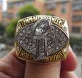 Free Shipping high quality 2002 Tampa Bay Buccaneers Super Bowl Championship Ring National Football League Gems solid wholsesale