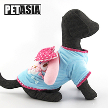 Купить с кэшбэком PETASIA Cute Dog Clothes Winter Pet Coat Clothing For Dog Chihuahua Puppy Winter Dog Clothes For Small Dogs Pet Hoodie XL