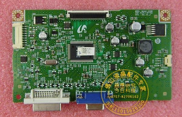 Free shipping G22W 223BW 226BW 205BW 206BW driver board BN41-00885B / A Motherboard