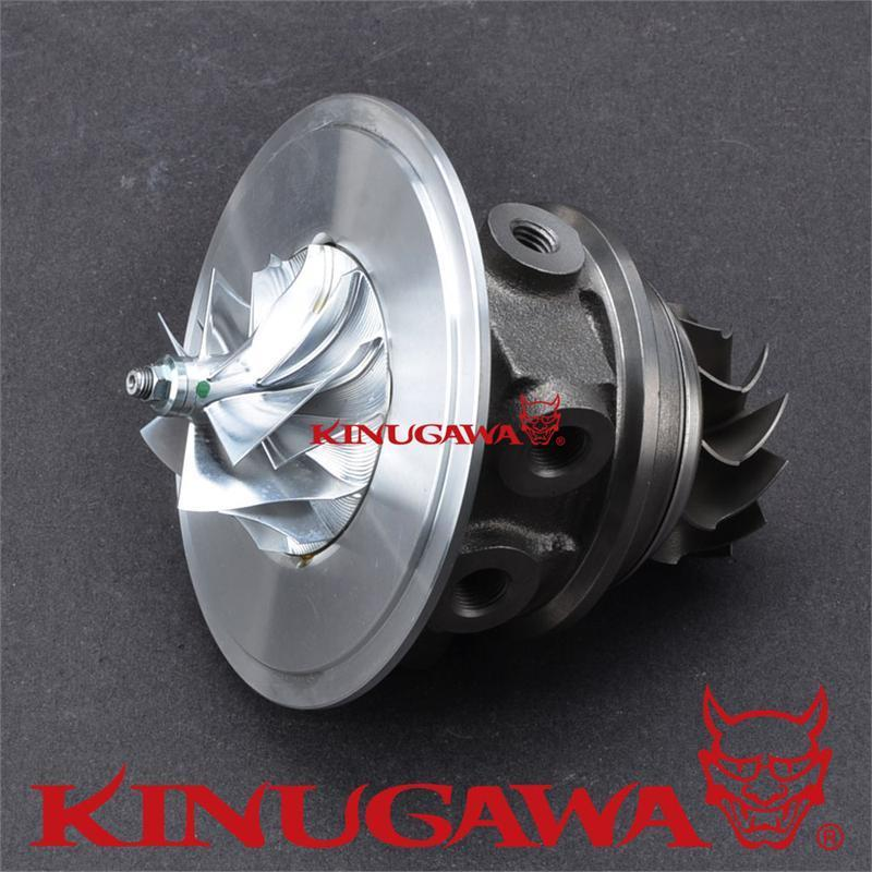 Kinugawa Billet Turbo Cartridge CHRA for IHI RHF55 VF35 VF37 VF39 VF43 VF48 for Subaru Impreza WRX STI turbo for subaru impreza wrx sti sedan wagon 2003 ej20 2 0l 280hp rhf55 vf37 vg440027 14411 aa541 14411 aa542 turbocharger