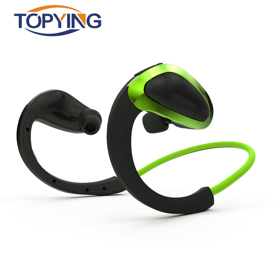 Bluetooth Headset For IOS Android PC Laptop Airpods With Sport Bluetooth 4.1 Headset With Mic HD