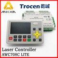 Trocen Anywells AWC708C LITE Co2 Laser Controller Board Karte System Für Laser Schneiden Maschine Gravur Maschine-in CNC-Steuerung aus Werkzeug bei