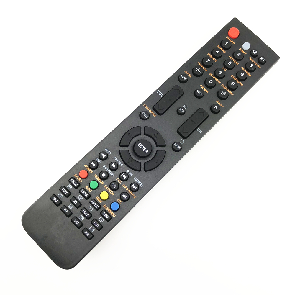 TV Remote Controller control For an-lt3225 an-lt2416 saturn dexp 16a3000 rubin rm-nst60 rm-sk09 s19asl1 rb-28d7t2c 10pcs antique gold gemstone ring set