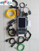 Gold portfolio For MB Star C4 and For BMW ICOM A2 B C + 2 SSD (ICOM A2 V2018.12+MB SD Connect C4 V2019.03)+IX104 Tablet ( i7,4g)