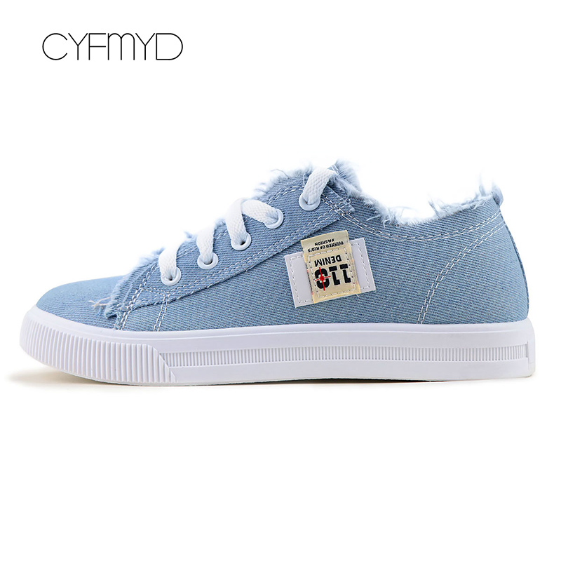Women's Canvas Sneakers Shoes 4