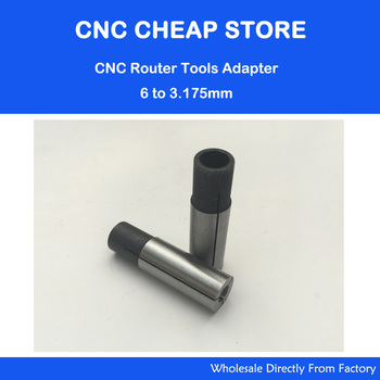 5pcs 6mm to 3 175mm high precision power collet chuck cnc adapter for engraving tools bits.jpg 350x350
