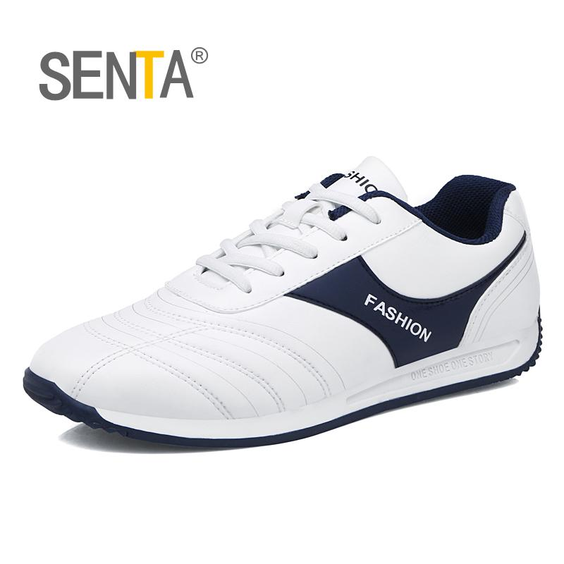SENTA New Style Men Running Shoes Typical Sport Shoes Outdoor Walking Shoes Men Sneakers Comfortable Women Sport Running Shoes